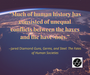 Jared Diamond quote