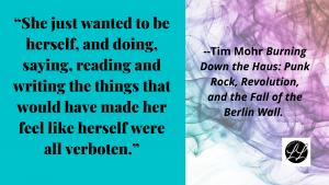 Tim Mohr quote